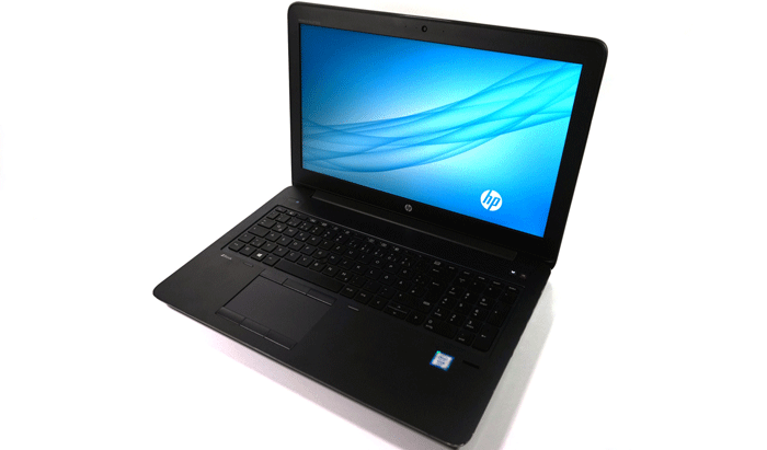 لپ تاپ استوک HP ZBook 15 G3 Workstation