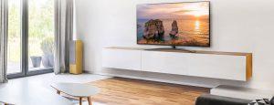 تلویزیون هوشمند 4K ال جی ۵۵ اینچ مدل 55SM8100