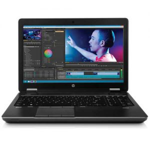 لپ تاپ استوک 15 اینچی HP Zbook 15 G1