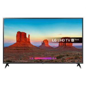 تلویزیون هوشمند 4K ال جی 55 اینچ مدل 55UK6300