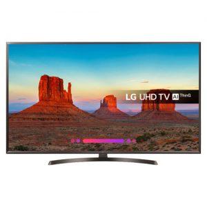 تلویزیون هوشمند 4K ال جی 55 اینچ مدل 55UK6400