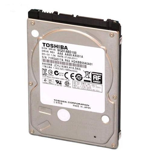 هارد دیسک اینترنال 2.5 اینچی توشیبا مدل MQ01ABD100