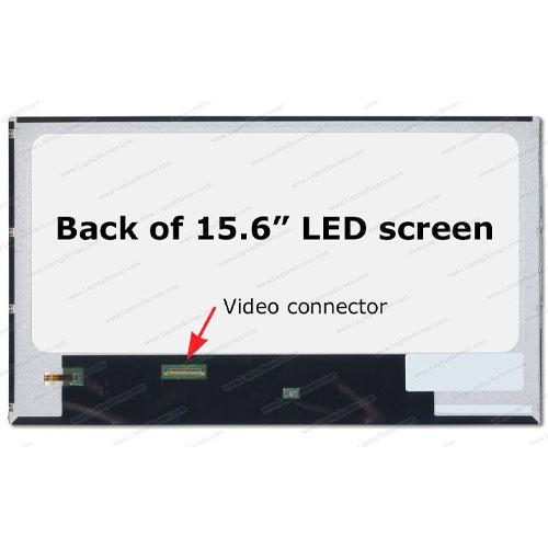 مانیتور لپ تاپ ال ای دی شفاف 15.6 اینچ 40 پین NT156WHM-N50