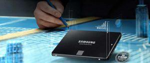 اس اس دی اینترنال سامسونگ مدل 850 Evo ظرفیت 250 گیگابایت