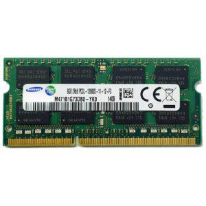 رم لپ تاپ سامسونگ مدل PC3L 12800S ظرفیت 8 گیگابایت