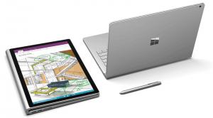 لپ تاپ استوک مایکروسافت surface book-i7 2G