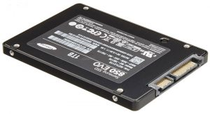 اس اس دی اینترنال سامسونگ مدل 850 Evo ظرفیت 500 گیگابایت