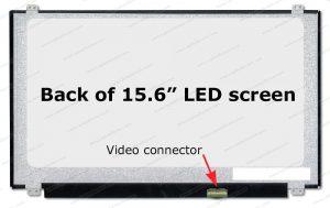 مانیتور لپ تاپ ال ای دی 15.6 اینچ اسلیم 30 پین N156BGA-EB2
