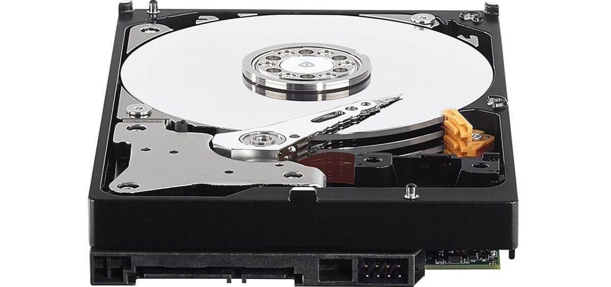 هارددیسک وسترن دیجیتال SC HA500 4TB