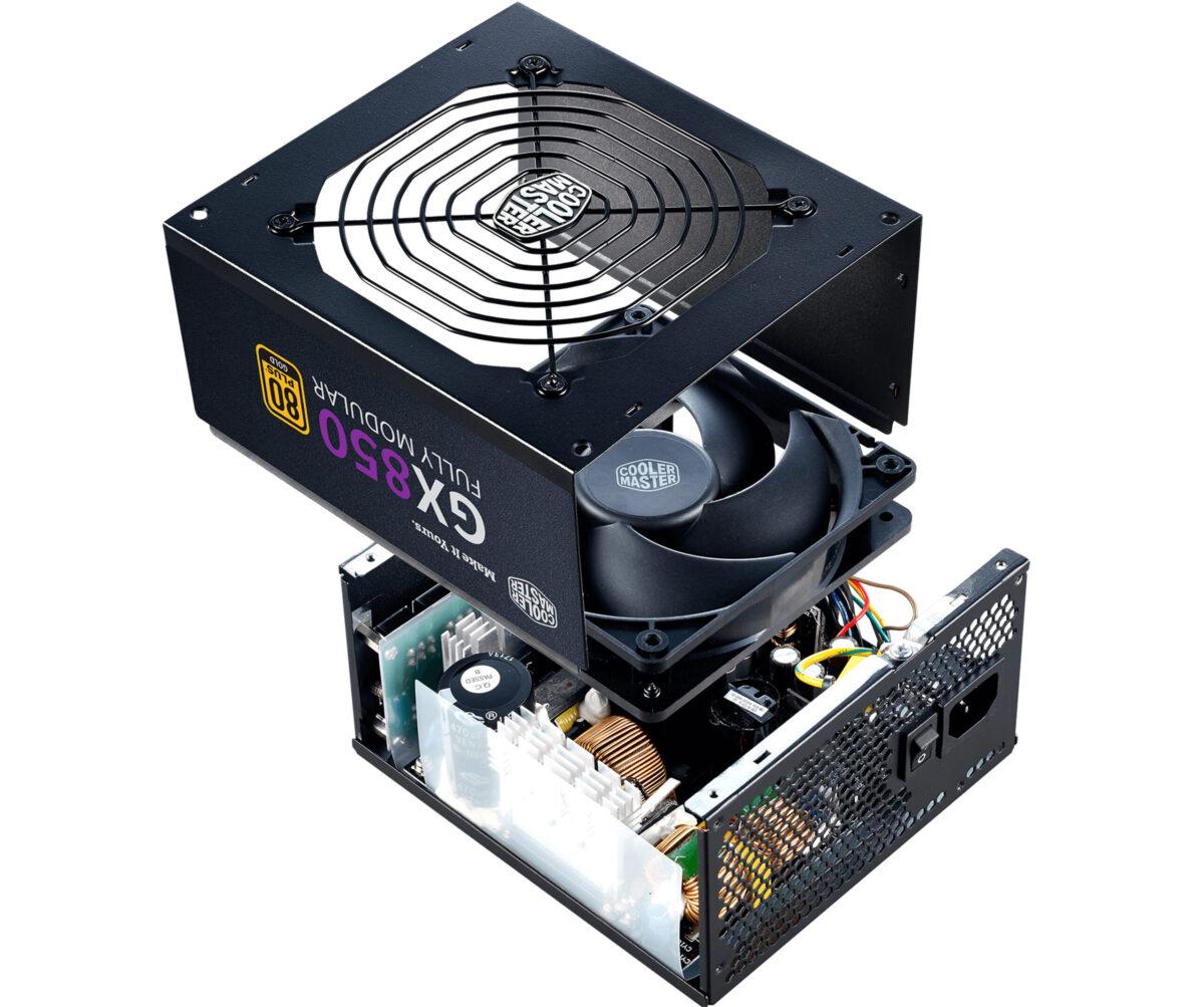 فن پردازنده کولرمستر GXGOLD850