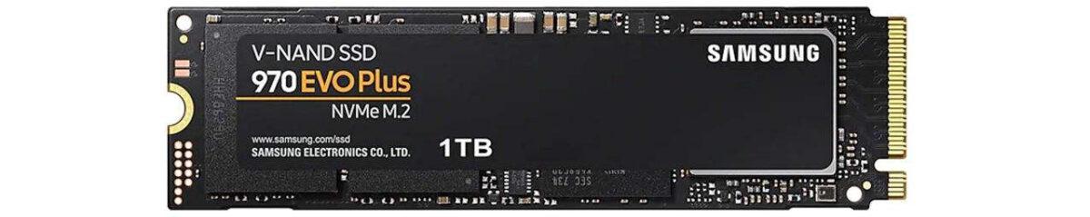 حافظهSSD سامسونگ مدل 970EVOPLUS 1TB