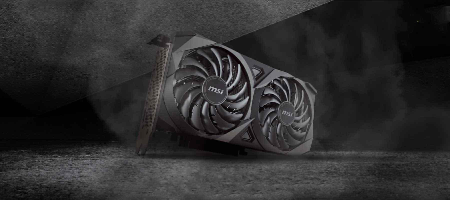 کارت-گرافیک-MSI-GeForce-RTX-3060-VENTUS-2X