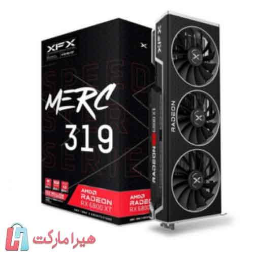 کارت گرافیک AMD رادئون XFX RX 6811 XT