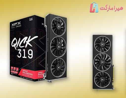 کارت گرافیک AMD رادئون 5 RX 6700 XT fxf
